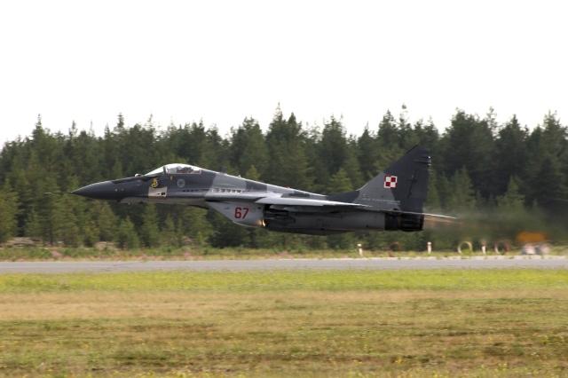 MiG-29 Low