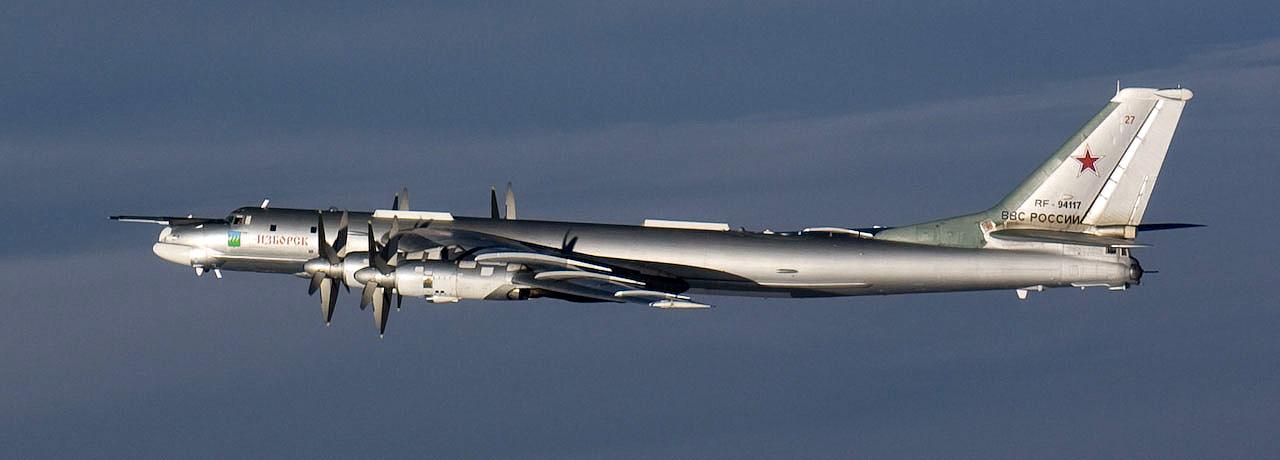 Tupolev Tu 95 Bear Corporal Frisk