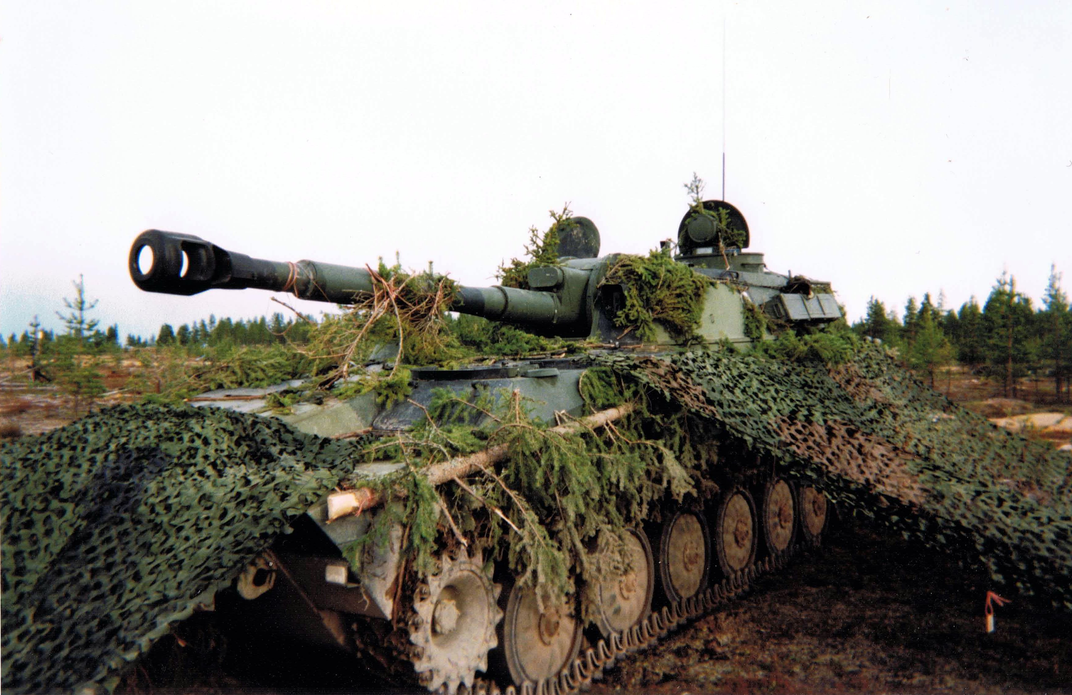 finnish_2s1_howitzer
