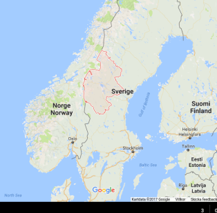 Finland corporal frisk location of jmtland left and vsternorrland right likely transit areas of gumiabroncs Choice Image