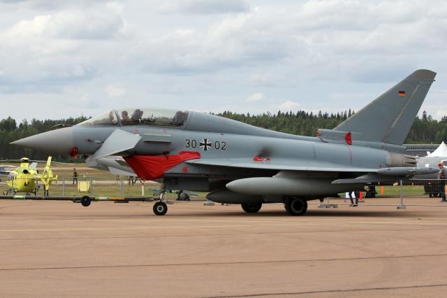 Eurofighter towed.JPG