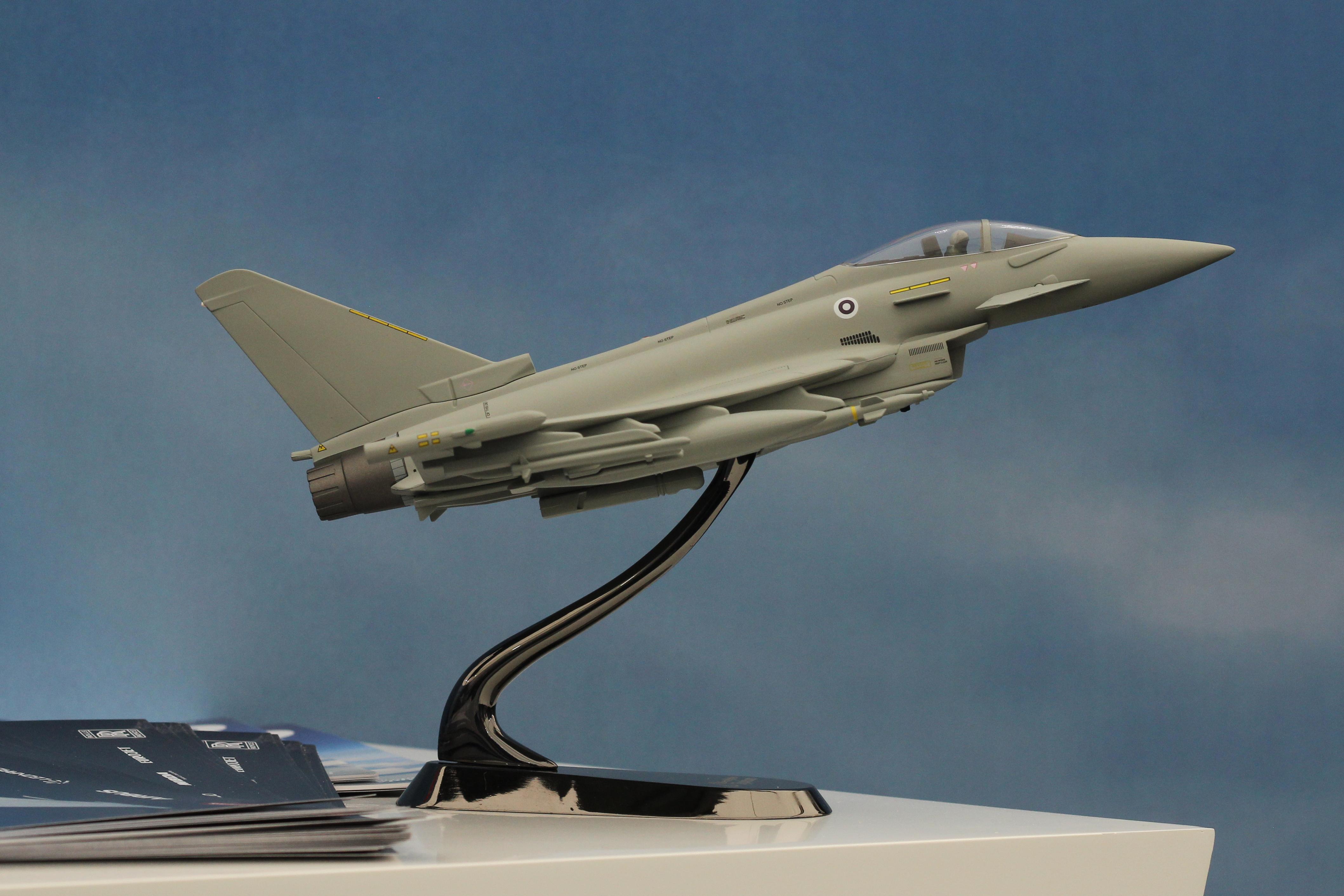 Typhoon scale model.JPG