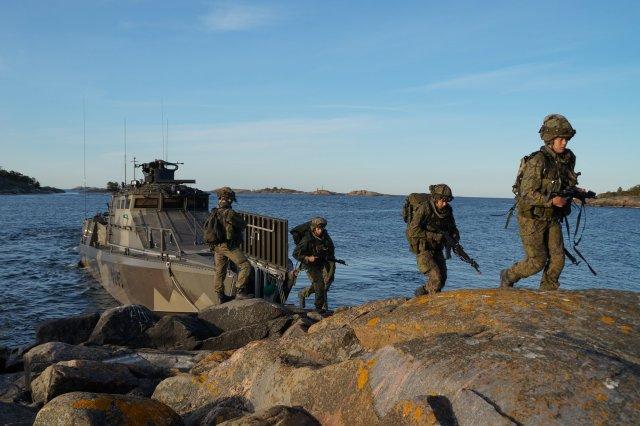 Jehu landstigning merivoimat fb