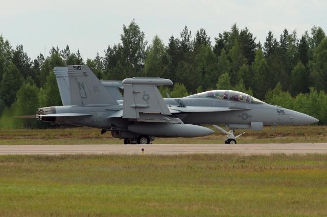 EA-18G Wingfold