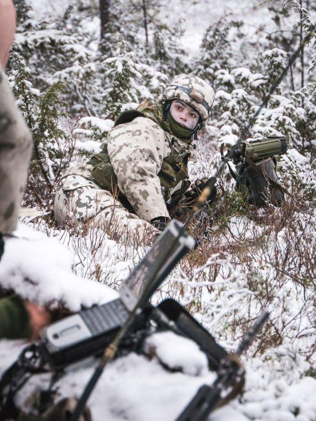 Observers Arctic Shield 18 KAIPR Maavoimat FB