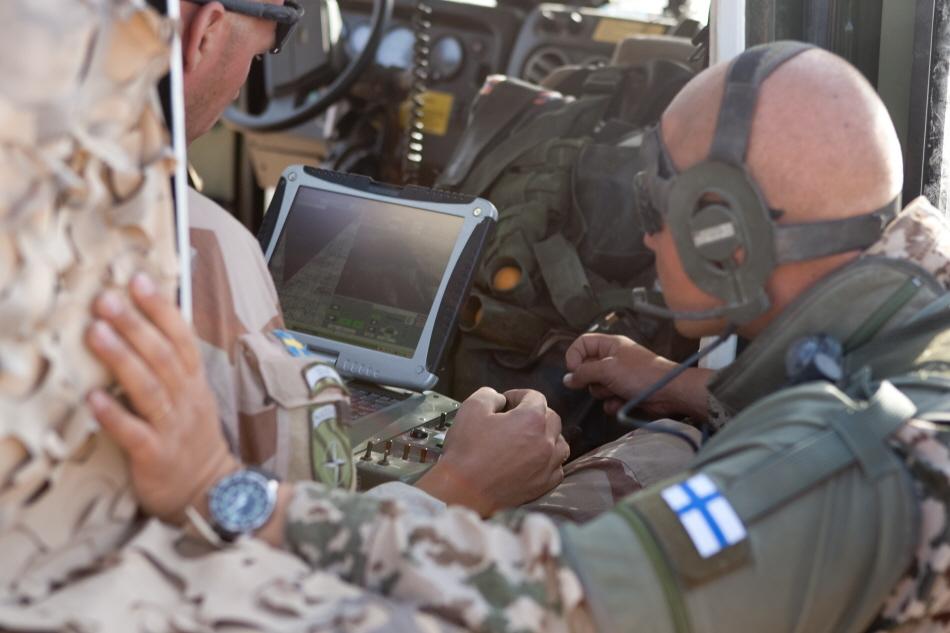 Alexander Karlsson CC Forsvarsmakten FS17 UAV Falken
