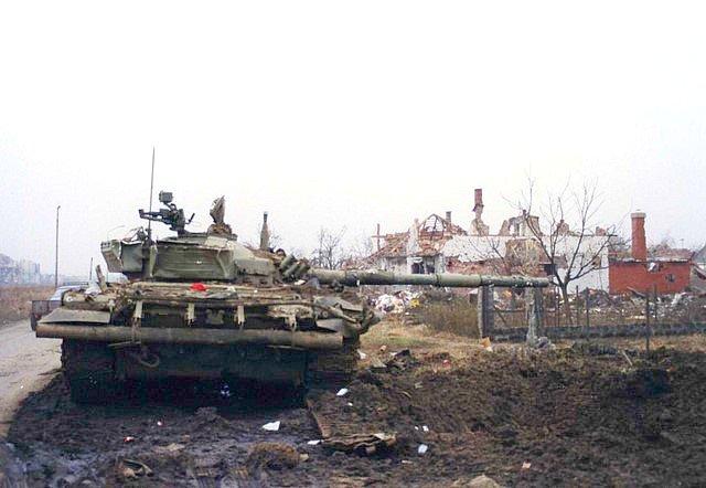 croatian_war_1991_vukovar_destroyed_tank